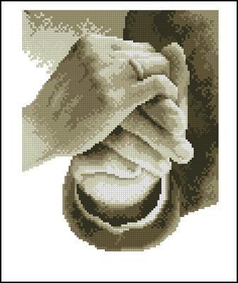 PDF Cross Stitch Pattern xstitch Counted Cross Stitch by LZsewing, $3.00