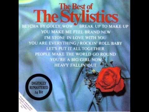 ▶ The Stylistics - You Are Everything - this entire album is wonderful!