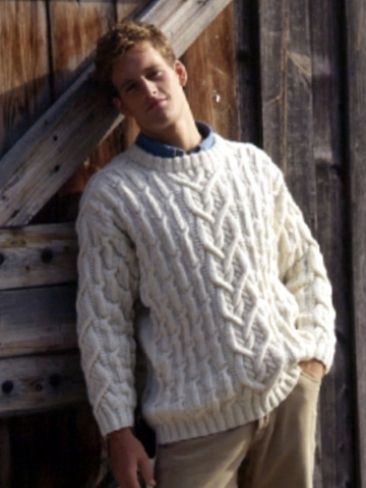 Cables and Texture | Yarn | Free Knitting Patterns | Crochet Patterns | Yarnspirations