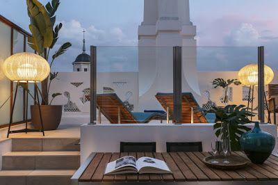 Portal de Diseño y Decoración: ME Madrid sorprende con imagen renovada y espectac...