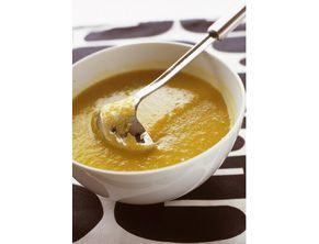 じゃがいも、にんじん、アスパラのスープ | e-gohan