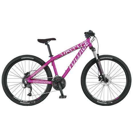 Scott Voltage YZ 20 är en snygg och skön cykel för alla som cyklar till skolan, men också vill kunna göra lite häftigare grejor.