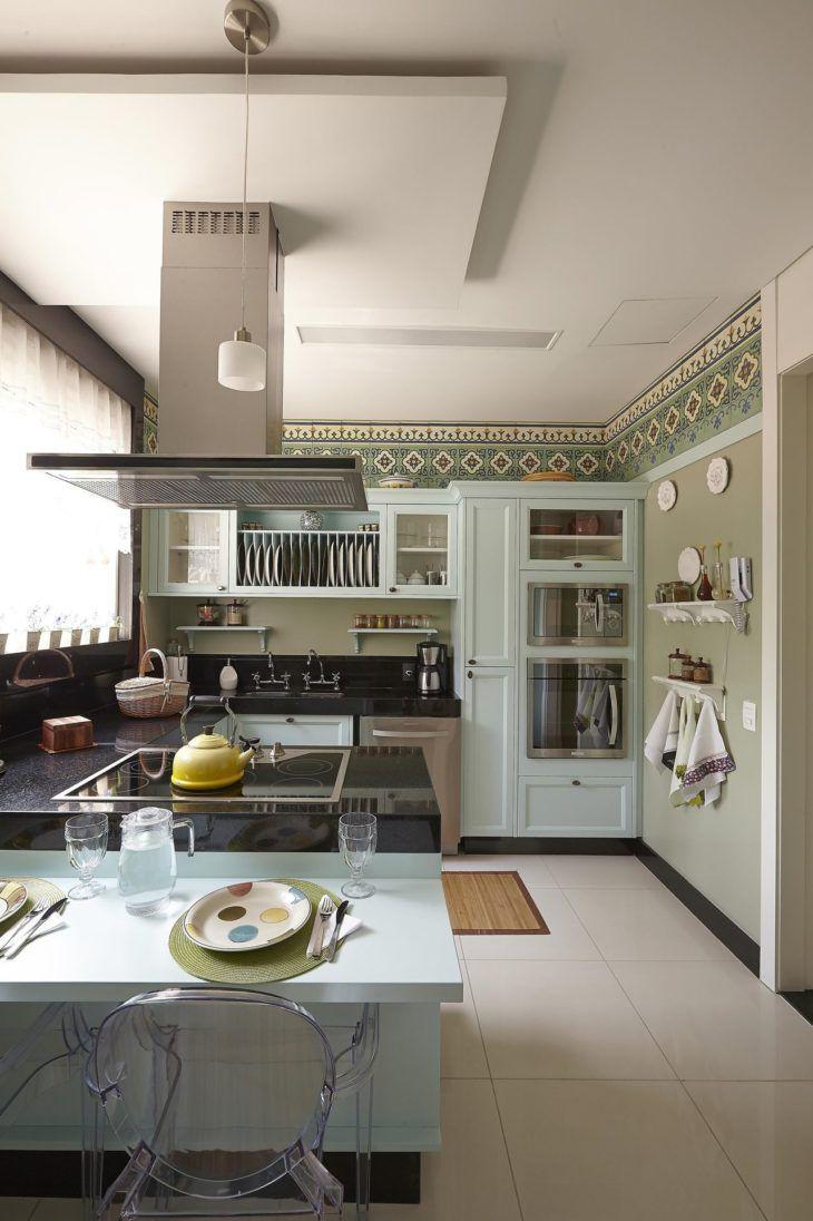 The 25 Best Cozinha Verde Images On Pinterest Arquitetura