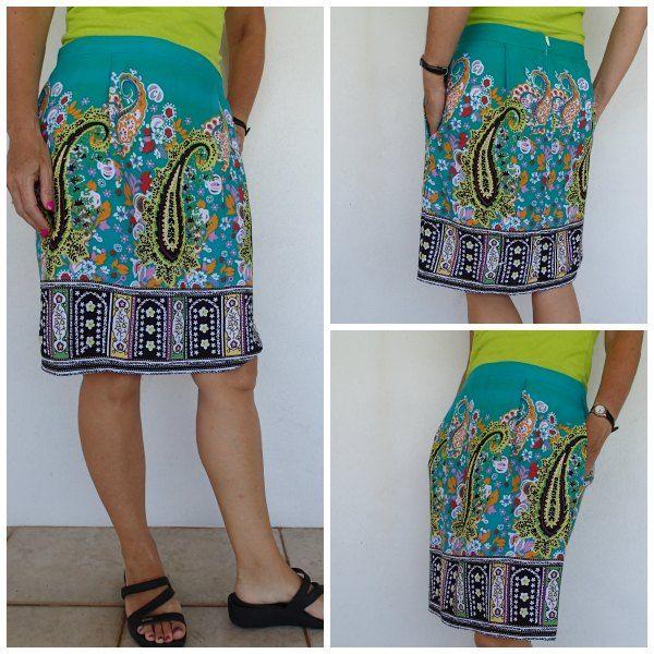 simple summer pleated skirt pattern free pattern summer