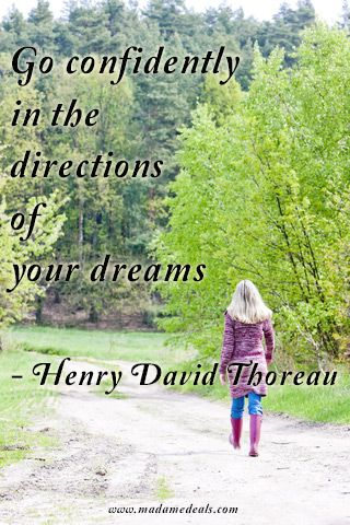 Karla's Korner: Dreaming Big #inspireothers #quotes
