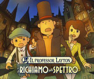 Il professor Layton e il richiamo dello spettro