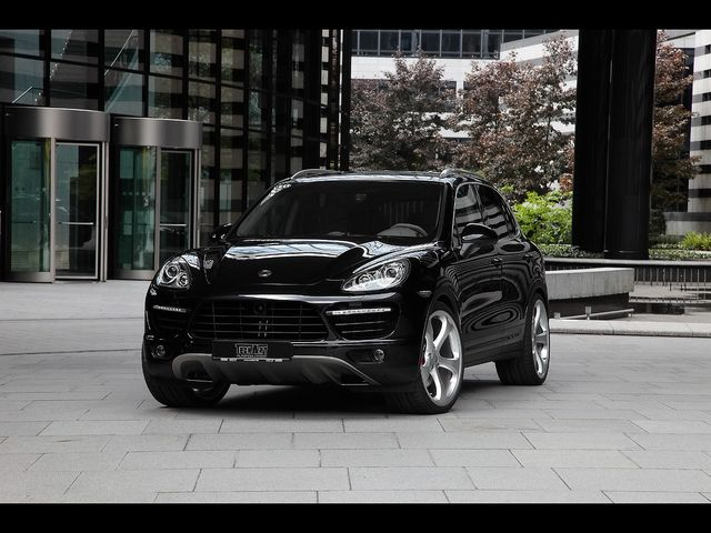 2010 TechArt Porsche Cayenne...    #2010 TechArt Porsche Cayenne...