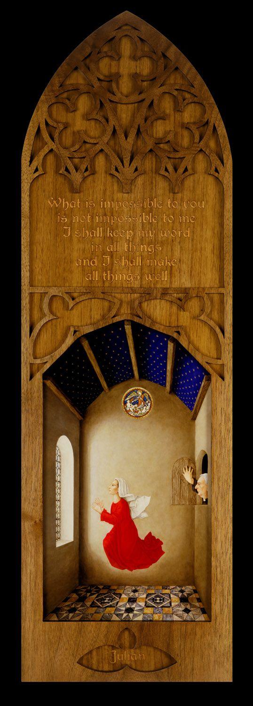 Julian of Norwich, my confirmation namesake