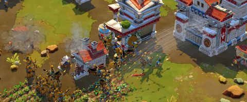 Age Of Empires Online Stops