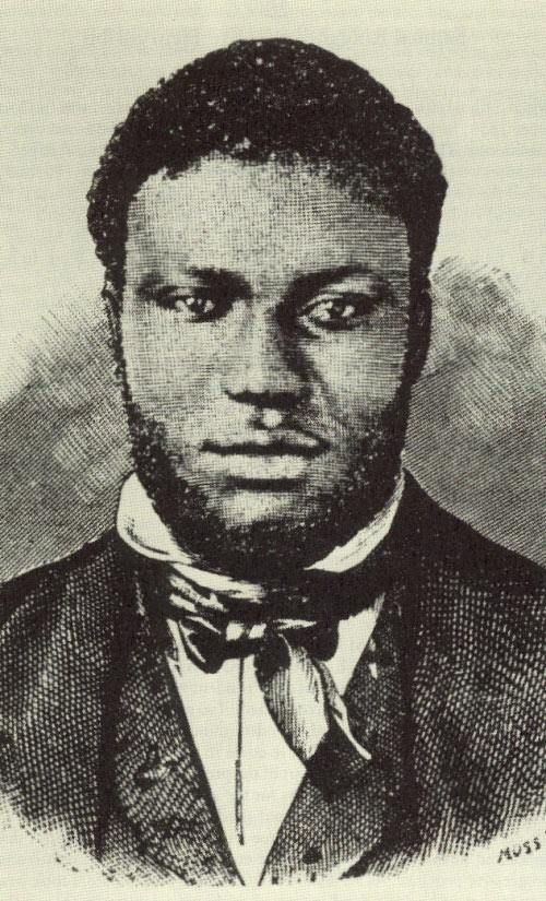 Samuel Ringgold Ward an African American pastor and abolitionist was born on this date in 1817. In 1839, Ward became an agent of the American Anti-Slavery Society. Licensed the same year by the New York Congregational Association, he served as pastor to an all-white congregation in South Butler, New York, from 1841 to 1843. It was more as platform speaker, however, than as a preacher that Samuel Ward achieved fame in the United States.
