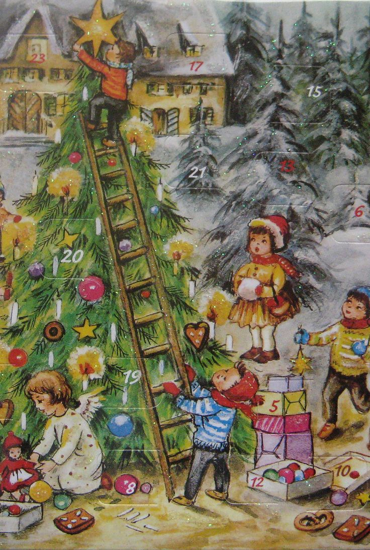 1000 images about advent calendars on pinterest - Pinterest advent ...