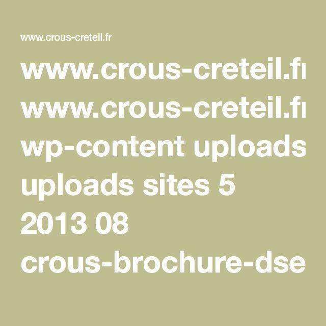 www.crous-creteil.fr wp-content uploads sites 5 2013 08 crous-brochure-dse-BD.pdf