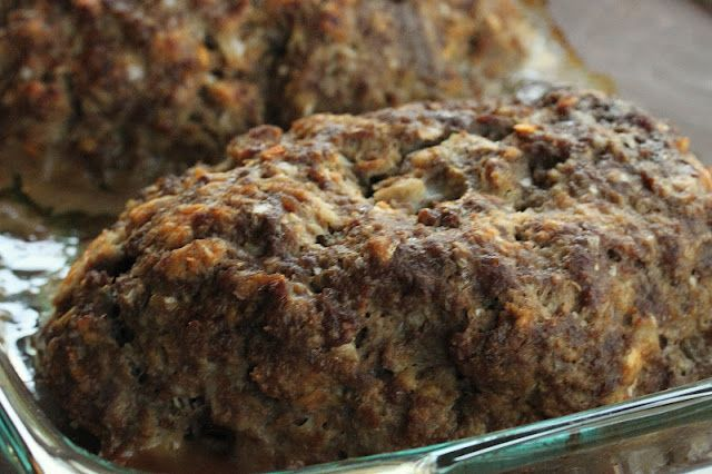 Trisha Yearwood's Meatloaf- this is the best meatloaf!! I don't normally like meatloaf, but this is delicious! We've made it numerous times at our house (calibeachgal)