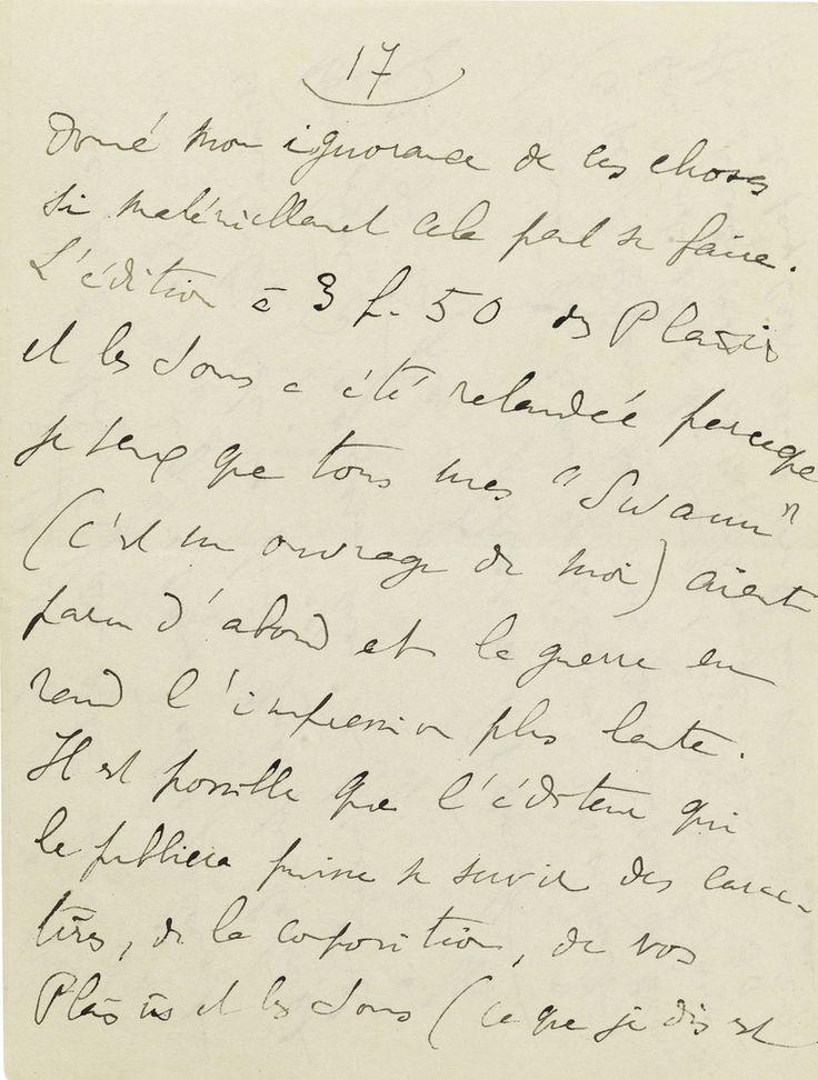 """passed: """"Une valise pleine de lettres et de photographies de l'écrivain Marcel Proust, découverte par son arrière-petite-nièce Patricia Mante-Proust, fait l'objet d'une vente le 31 mai chez Sotheby's à Paris."""" http://interligne.over-blog.com/2016/05/vente-chez-sotheby-s-de-lettres-et-photos-de-marcel-proust.html?utm_source=flux&utm_medium=flux-rss&utm_campaign=fashion-art-design Le blog interligne d' Armelle BARGUILLET HAUTELOIRE"""