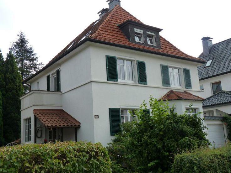 Fassadengestaltung einfamilienhaus grün  8 besten Fassade Bilder auf Pinterest | Einfamilienhaus, Fenster ...