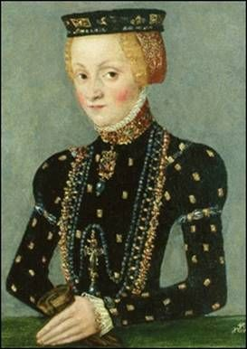 CCatherine Jagiellon, Queen of Sweden, ca. 1553-1555 (attributed to Lucas Cranach the Younger) (1515-1586) Location TBD