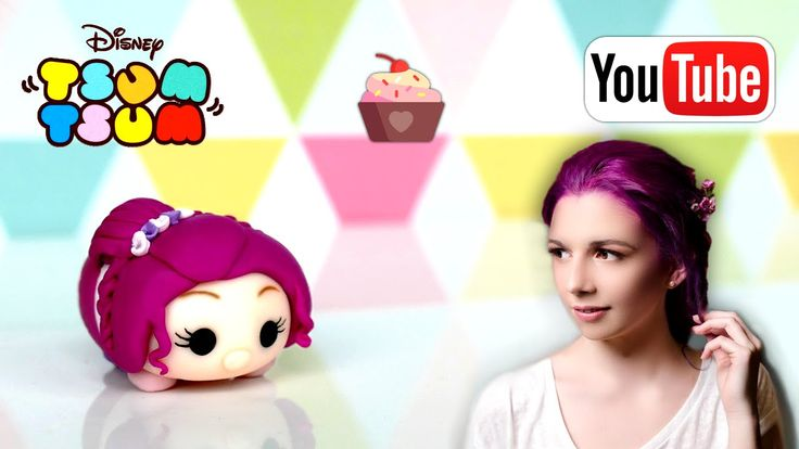 TUTO FIMO | MissCreatives en Tsum Tsum !
