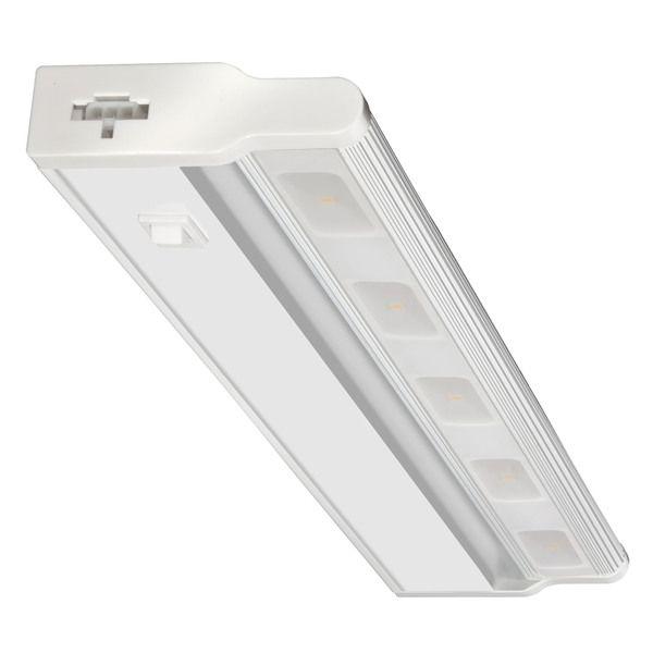 Lithonia Lighting 18-inch 3000K LED White Undercabinet Light