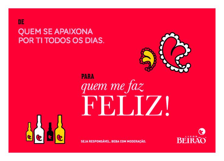 As pessoas que nos fazem felizes merecem sempre um presente à patrão. Este ano o Licor Beirão decidiu dar uma ajuda aos fãs que querem surpreender alguém especial com uma prenda no Dia dos Namorados!