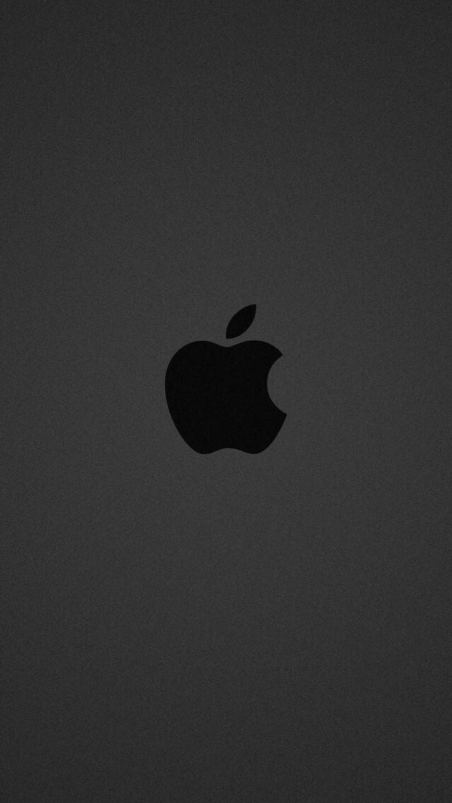 Обои wallpapers iPhone logo Apple
