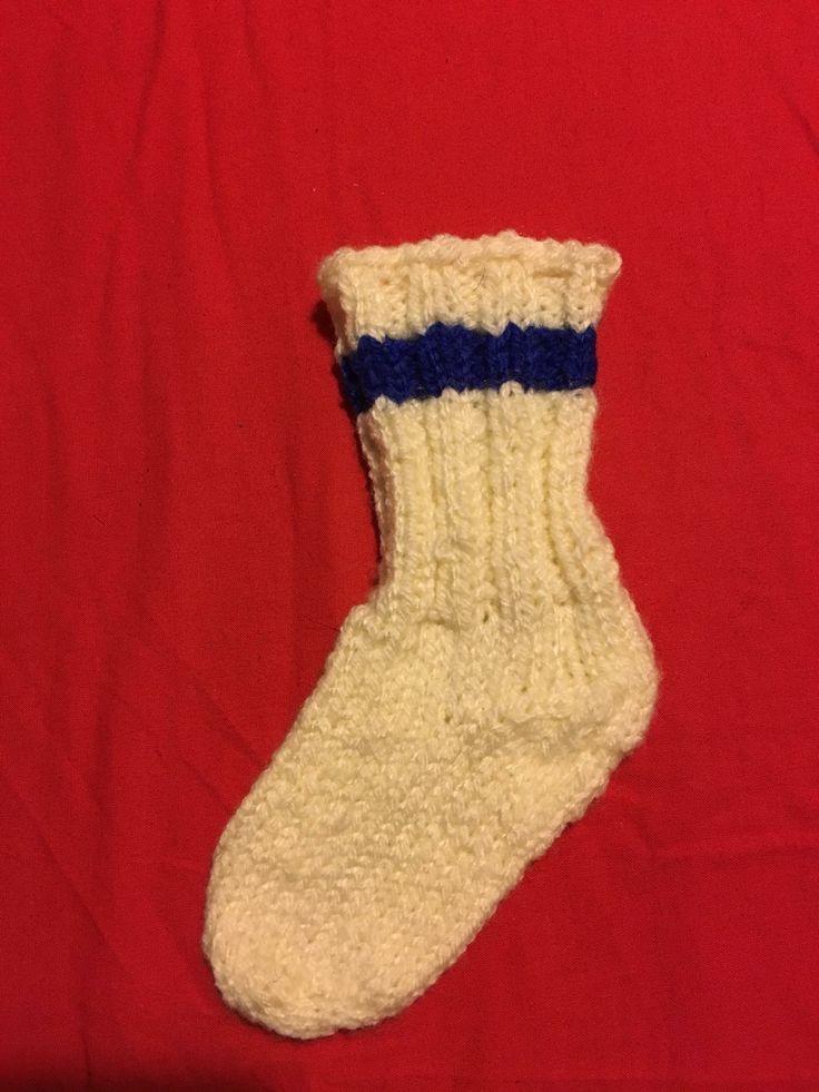 Ciorapi de lana naturala pentru copii