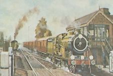Horndean Train 4x Vintage Original Photo s