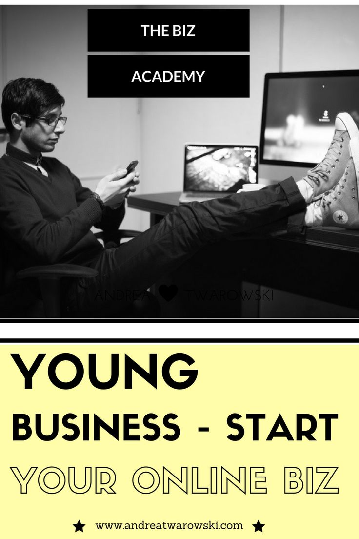 YoungBusiness - A guide to starting an online business in your 20's. Follow my…