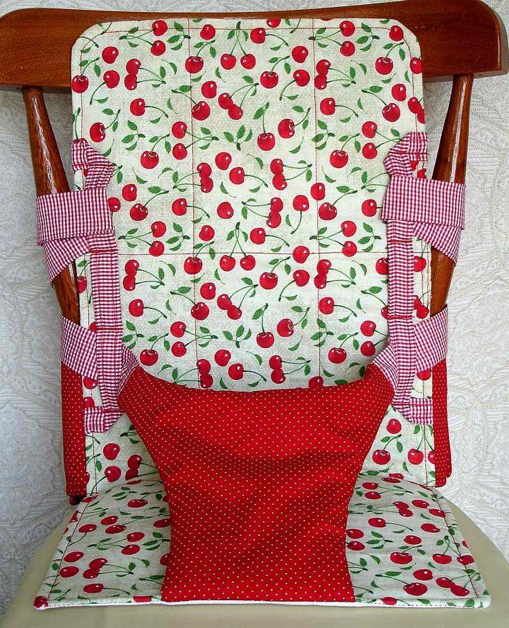 Cadeira Alimentação Portátil. Universal. Bebê. Ma Chérie - R$ 115,00 no MercadoLivre