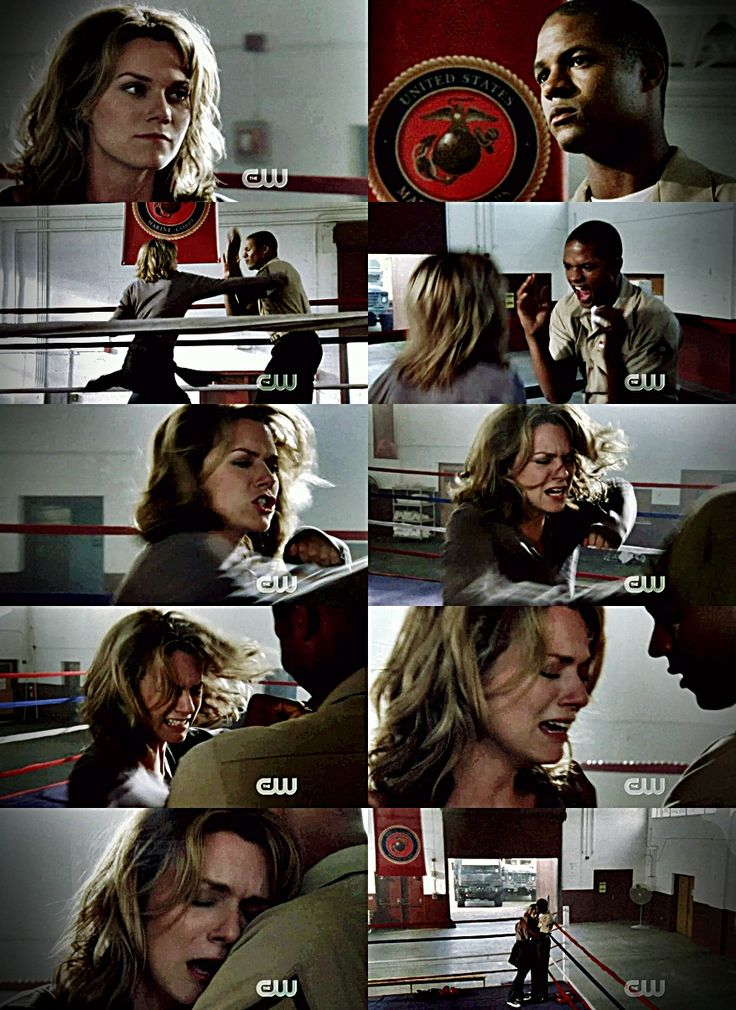 One Tree Hill | Peyton and Derek...I'd have loved to have seen more of them together.