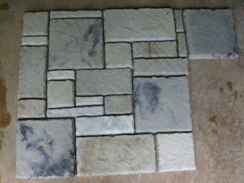 Make Castle Stone Diy Supplies Kit 29 Concrete Rock
