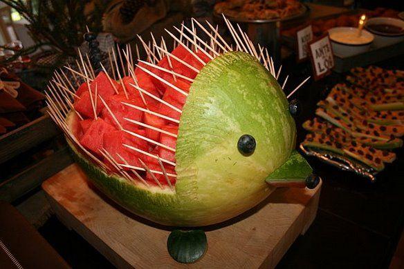 Watermelon Birthday Cake 563   Birthdays Cakes Ideas