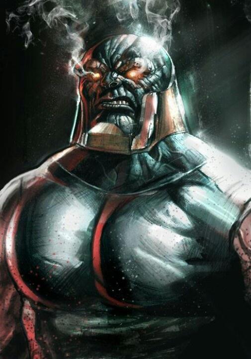 Darkseid | Darkseid is his name!!! | Pinterest