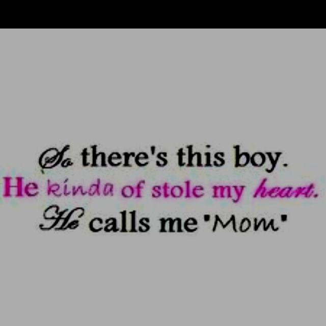 So true!: Quotes, Big Boys, Be A Mom, Baby Boys, My Heart, Love My Sons, Little Boys, Love My Boys, Kid