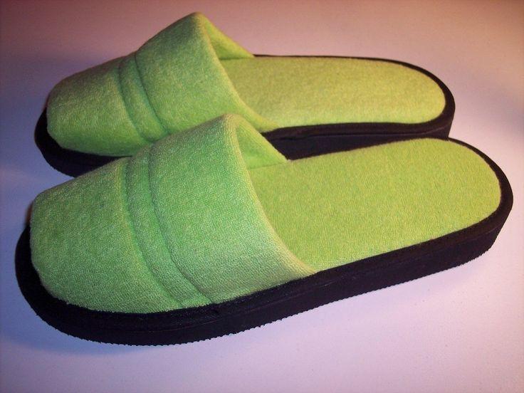pantuflas para mujer verdes - Buscar con Google