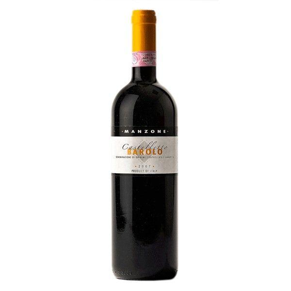 #Barolo Castelletto 2007.Grandissimo e raffinato Barolo. Elegante ed intenso, con note di confettura di lampone, frutti di bosco e tabacco. Caldo, piacevole,con ottimo equilibrio tannico e sapidità.