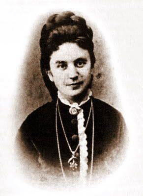 Ladies-in-Waiting,  Ida Ferenczky