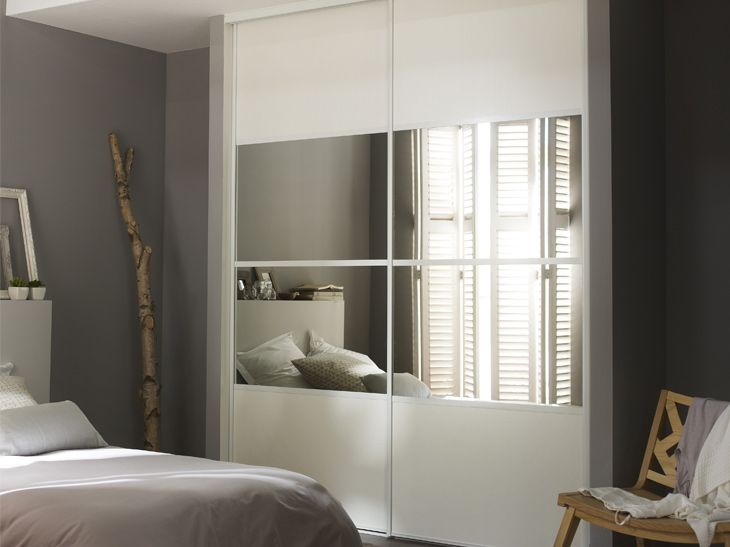 20 best portes placard images on pinterest sliding doors. Black Bedroom Furniture Sets. Home Design Ideas