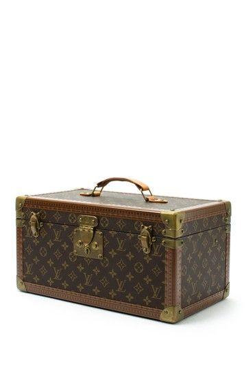 Vintage Louis Vuitton Makeup Box