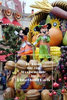 10 Tipps für ein Wochenende im Disneyland Paris