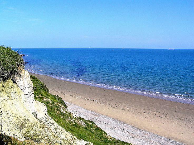 Cliff Path To Bembridge - Isle of Wight, england