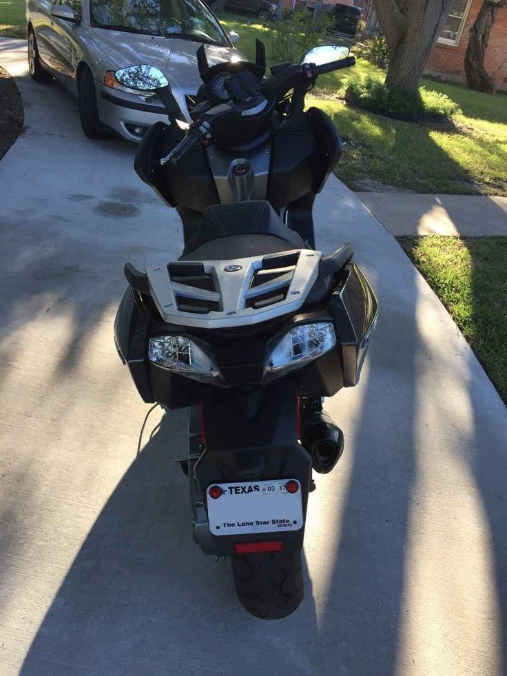 Used 2014 BMW C 650 GT Motorcycles For Sale in Texas,TX. 2014 C650GT Scooter 472 MilesThe fastest Scooter in the world. Deluxe Package, Heated Handgrips, Heated F&R Seats, TPMS Monitoring System. With the following Factory BMW accessories: BMW Edge Bumpers, BMW-Akropovic Performance Muffler, BMW Factory Muffler, BMW Navigator V Integrated mount, BMW Wind Deflectors, BMW Luggage rack