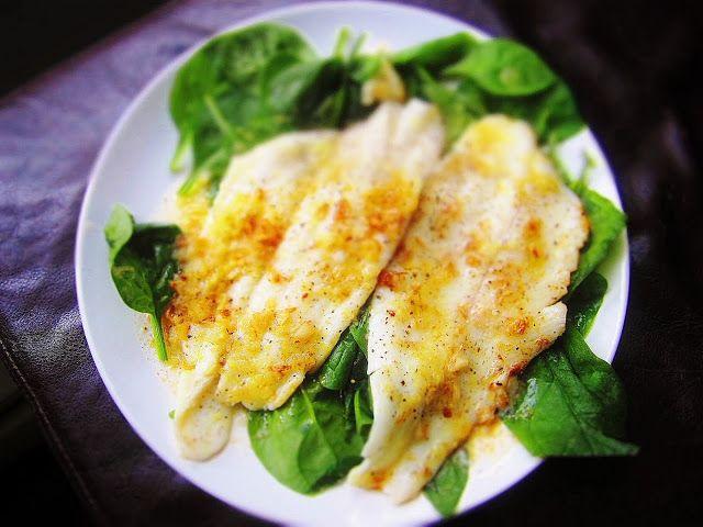 Two Recipes: Lemon Garlic Sole