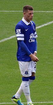Ross Barkley  Everton and English national team