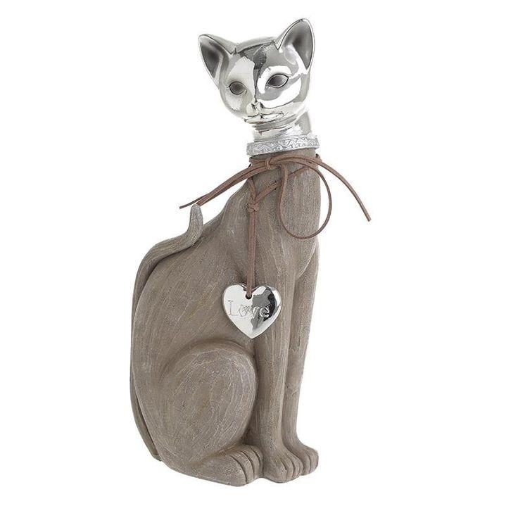 Decorative Cat - Animals - DECORATIONS - inart