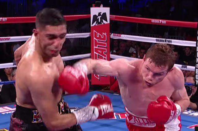 Noticias MMA en español: (Vídeo) Saúl 'Canelo' Álvarez vs. Amir Khan - Pele...