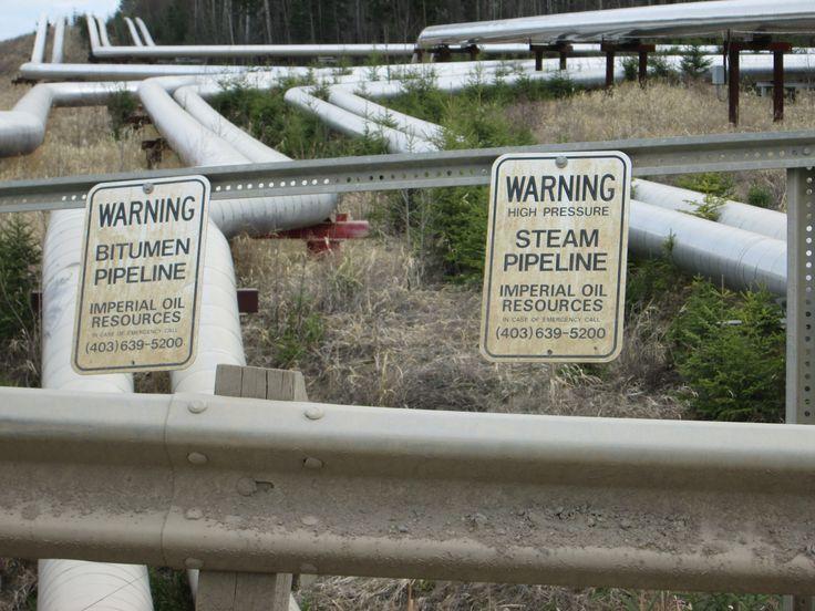 Pipeline , Cold Lake , Alberta !