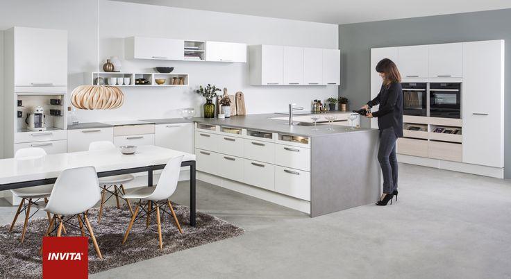 Mix og match med de enkelte Display elementer, og giv dit køkken ekstra personlighed og karakter.