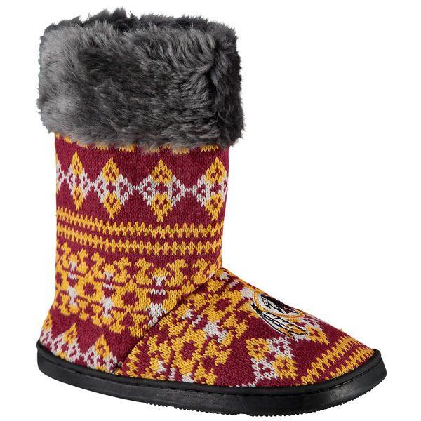 Washington Redskins Women's Aztec Boots - $34.99