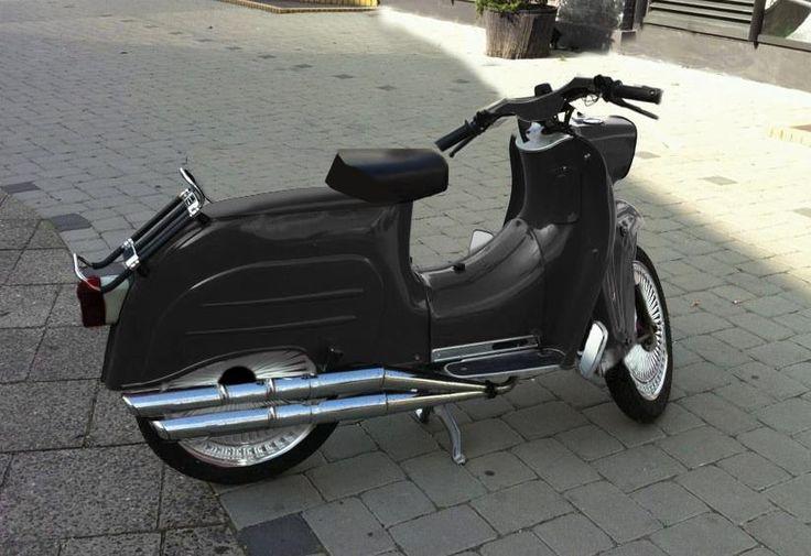 Simson KR51 - Slightly customized