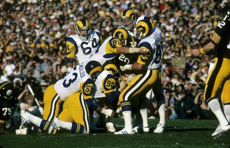 PHOTOS: Los Angeles Rams Greats